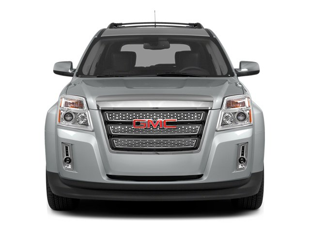 2013 GMC Terrain Prices and Values Utility 4D SLT2 AWD front view