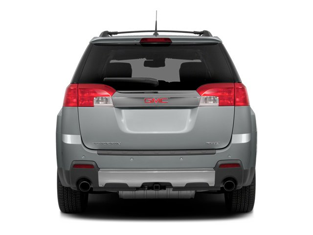 2013 GMC Terrain Prices and Values Utility 4D SLT2 AWD rear view