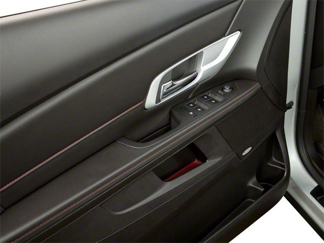 2013 GMC Terrain Prices and Values Utility 4D SLT2 AWD driver's door