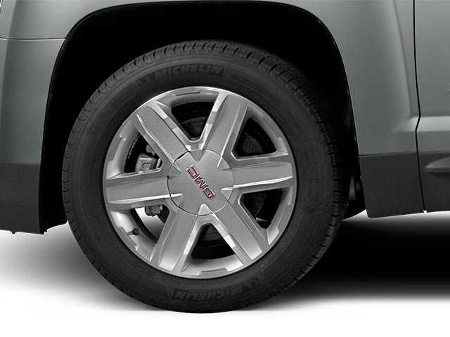 2013 GMC Terrain Prices and Values Utility 4D SLT2 AWD wheel