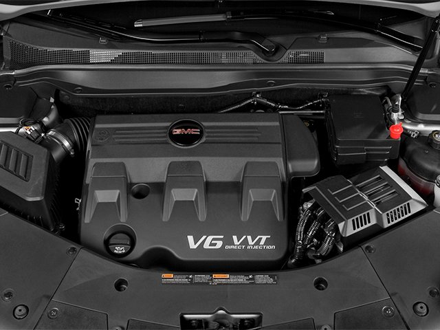 2013 GMC Terrain Prices and Values Utility 4D SLT2 AWD engine