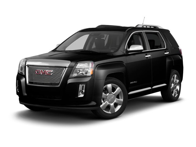 2013 GMC Terrain Pictures Terrain Utility 4D Denali 2WD photos side front view