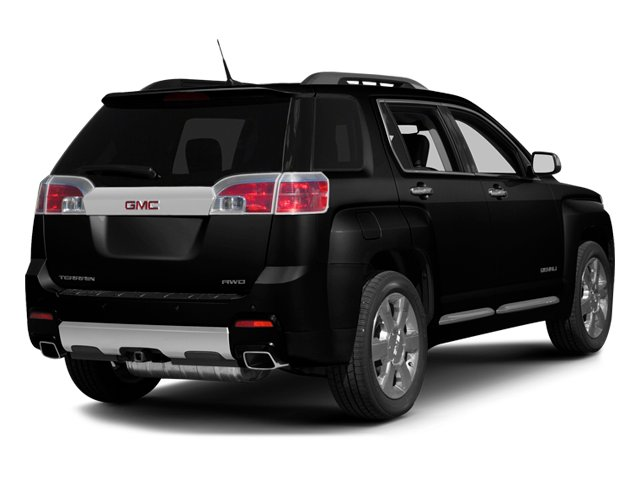 2013 GMC Terrain Pictures Terrain Utility 4D Denali 2WD photos side rear view