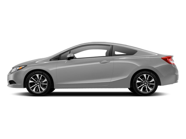 2013 Honda Civic Cpe Prices And Values Coupe 2D EX I4 Side View