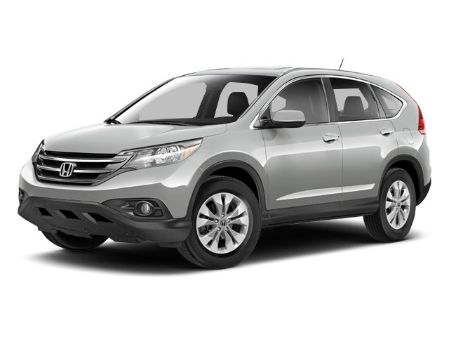 2013 Honda CR-V Pictures CR-V Utility 4D EX-L 4WD I4 photos side front view