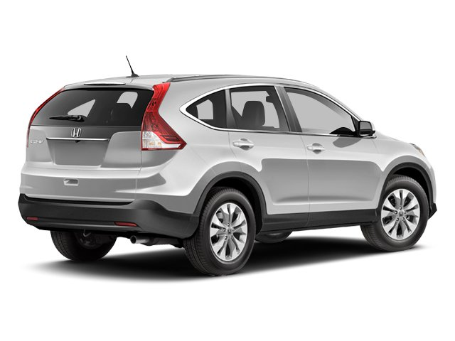 2013 Honda CR-V Pictures CR-V Utility 4D EX-L 4WD I4 photos side rear view