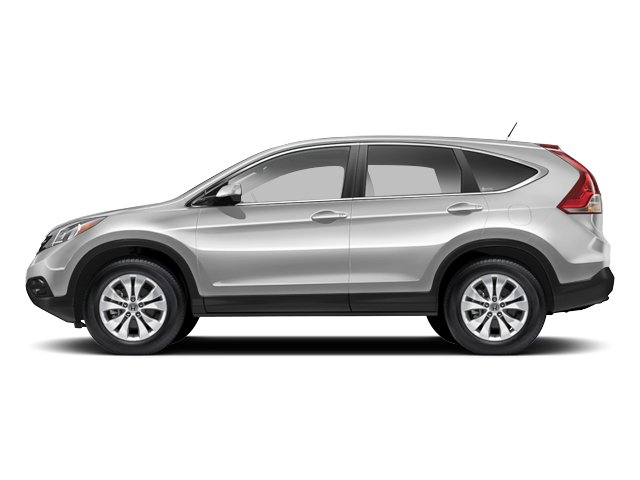 2013 Honda CR-V Pictures CR-V Utility 4D EX-L 4WD I4 photos side view