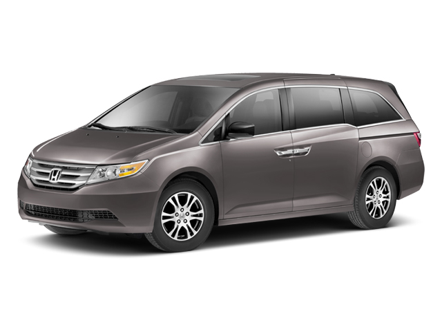2013 Honda Odyssey Prices and Values Wagon 5D EX-L V6