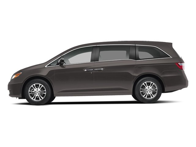 2013 Honda Odyssey Prices and Values Wagon 5D EX-L V6 side view