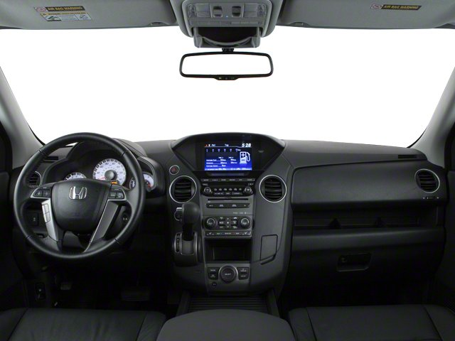 2013 Honda Pilot Prices And Values Utility 4D EX L 4WD V6 Full Dashboard