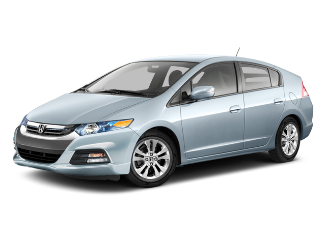 2013 Honda Insight Pictures Insight Hatchback 5D EX I4 photos side front view