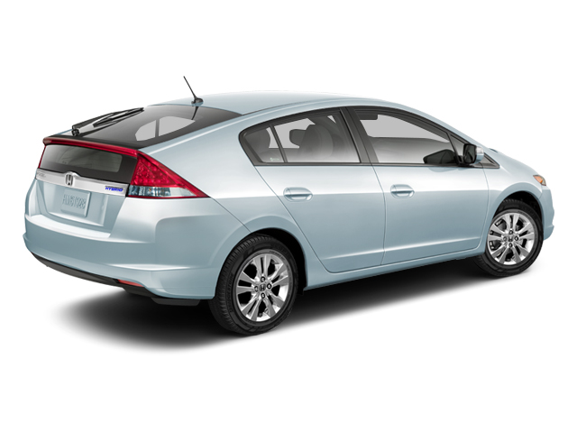 2013 Honda Insight Pictures Insight Hatchback 5D EX I4 photos side rear view