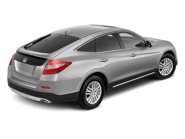 2013 Honda Crosstour Prices and Values Utility 4D EX 2WD I4 side rear view
