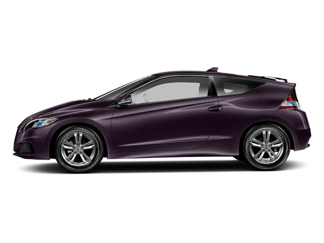 2013 Honda CR-Z Prices and Values Coupe 2D EX I4 side view