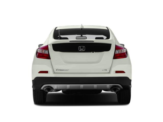 2013 Honda Crosstour Prices and Values Utility 4D EX 2WD I4 rear view