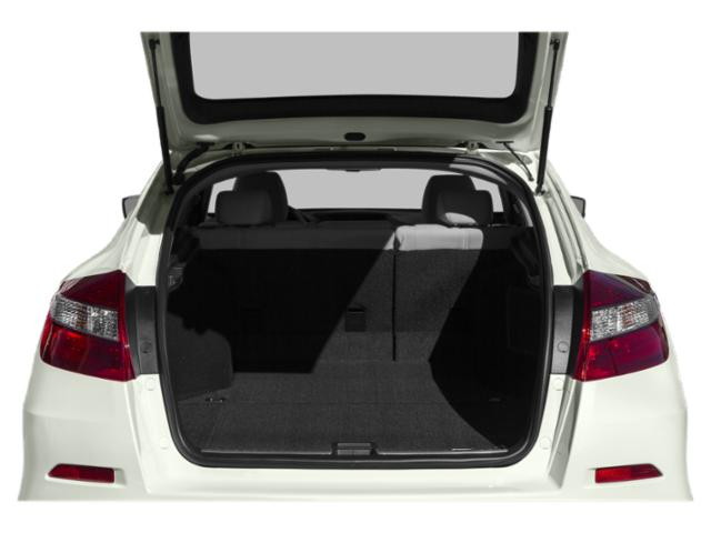 2013 Honda Crosstour Prices and Values Utility 4D EX 2WD I4 open trunk