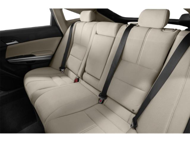2013 Honda Crosstour Prices and Values Utility 4D EX 2WD I4 backseat interior