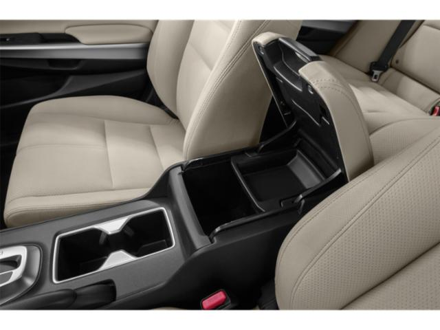 2013 Honda Crosstour Prices and Values Utility 4D EX 2WD I4 center storage console