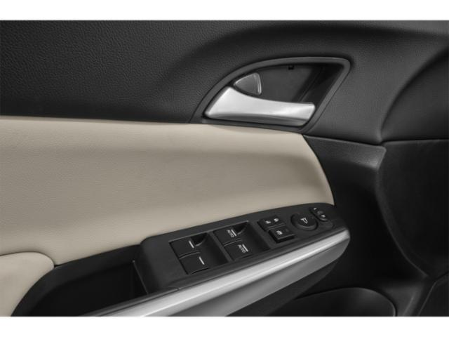 2013 Honda Crosstour Prices and Values Utility 4D EX 2WD I4 driver's side interior controls