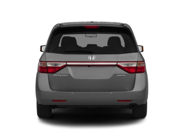 2013 Honda Odyssey Prices and Values Wagon 5D EX-L V6 rear view