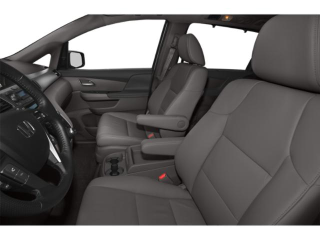 2013 Honda Odyssey Prices and Values Wagon 5D EX-L V6 front seat interior