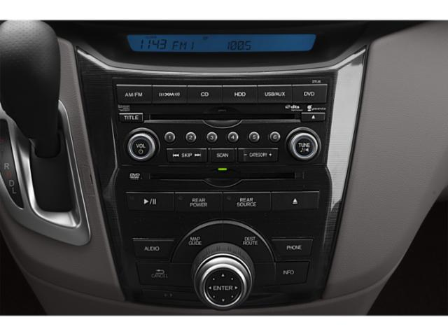 2013 Honda Odyssey Prices and Values Wagon 5D EX-L V6 stereo system