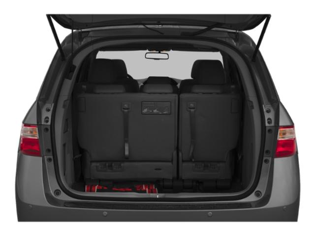 2013 Honda Odyssey Prices and Values Wagon 5D EX-L V6 open trunk