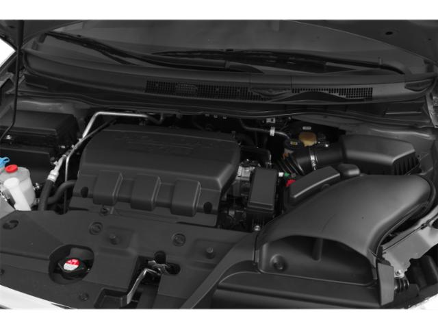 2013 Honda Odyssey Prices and Values Wagon 5D EX-L V6 engine