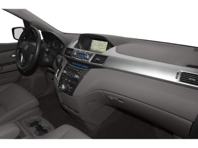 2013 Honda Odyssey Prices and Values Wagon 5D EX-L V6 passenger's dashboard