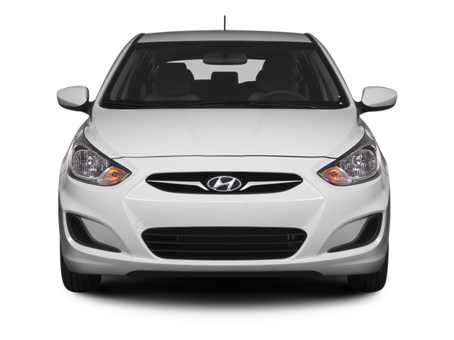 2013 Hyundai Accent Prices and Values Hatchback 5D SE front view
