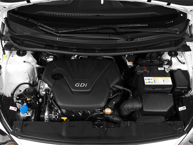 2013 Hyundai Accent Prices and Values Hatchback 5D SE engine