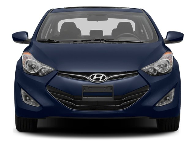 2013 Hyundai Elantra Coupe Prices and Values Coupe 2D GS front view