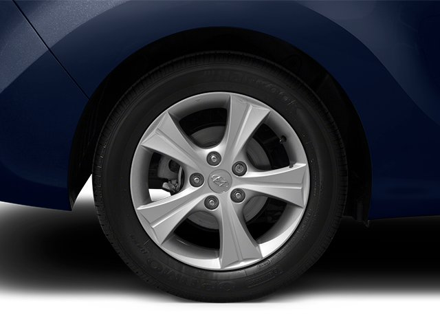 2013 Hyundai Elantra Coupe Prices and Values Coupe 2D GS wheel