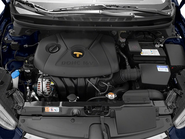 2013 Hyundai Elantra Coupe Prices and Values Coupe 2D GS engine
