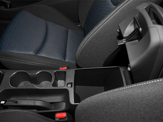 2013 Hyundai Elantra Coupe Prices and Values Coupe 2D GS center storage console