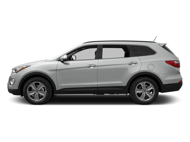 2013 Hyundai Santa Fe Prices and Values Utility 4D GLS 4WD side view