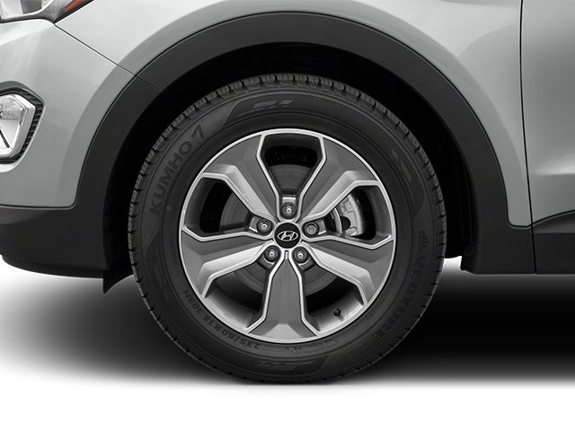 2013 Hyundai Santa Fe Prices and Values Utility 4D GLS 4WD wheel
