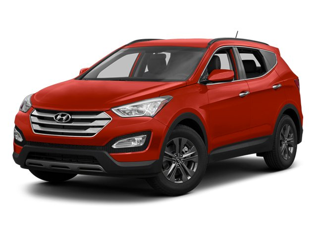 2013 Hyundai Santa Fe Prices and Values Utility 4D Sport w/Popular Pkg AWD side front view