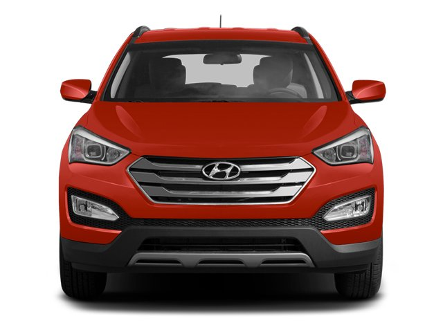 2013 Hyundai Santa Fe Prices and Values Utility 4D Sport w/Popular Pkg AWD front view