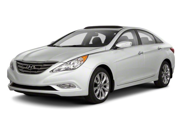 2013 Hyundai Sonata Prices and Values Sedan 4D SE Turbo side front view