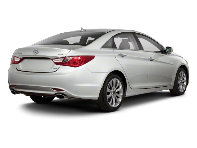 2013 Hyundai Sonata Prices and Values Sedan 4D SE Turbo side rear view