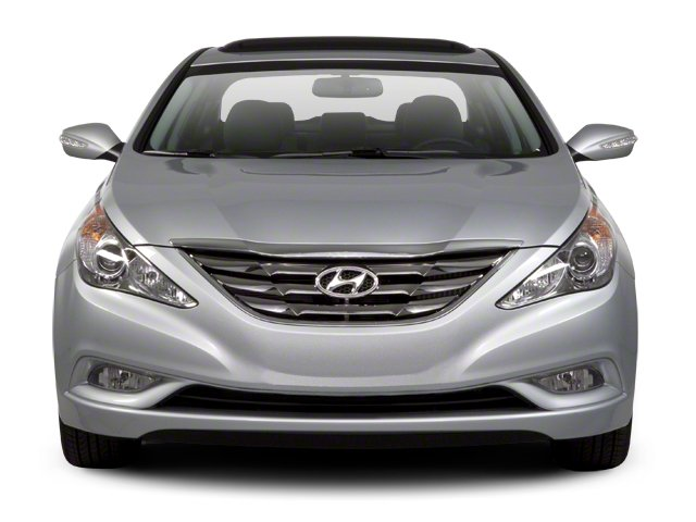 2013 Hyundai Sonata Prices and Values Sedan 4D SE Turbo front view