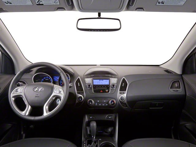 2013 Hyundai Tucson Prices and Values Utility 4D GLS 2WD full dashboard
