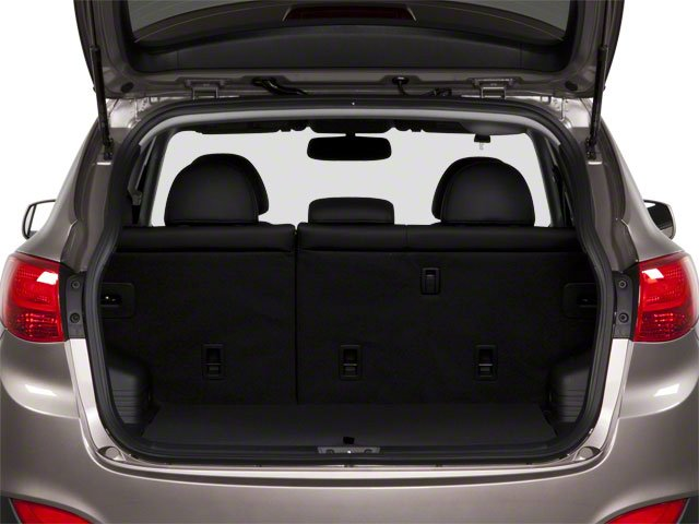 2013 Hyundai Tucson Prices and Values Utility 4D GLS 2WD open trunk
