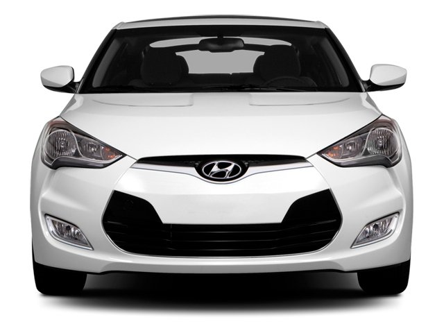 2013 Hyundai Veloster Prices and Values Coupe 3D front view