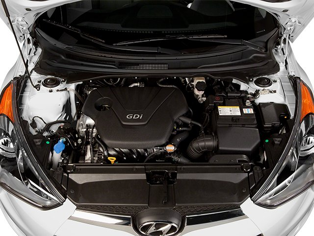 2013 Hyundai Veloster Prices and Values Coupe 3D engine