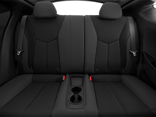 2013 Hyundai Veloster Prices and Values Coupe 3D backseat interior