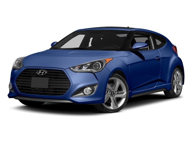 Hyundai Veloster Coupe 2013 Coupe 3D Turbo - Фото 1