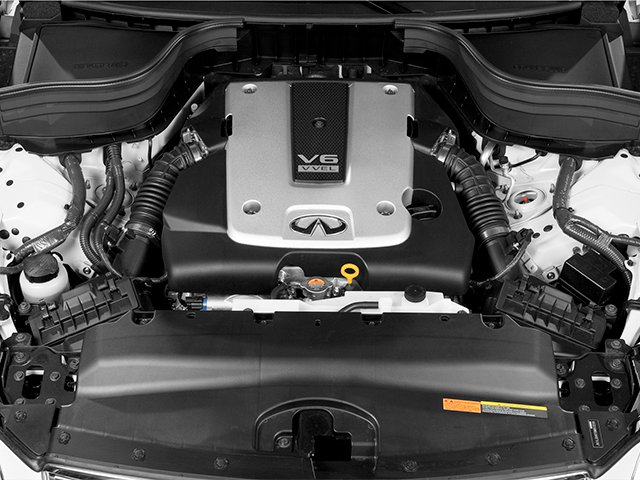 2013 INFINITI EX37 Pictures EX37 Wagon 4D 2WD V6 photos engine
