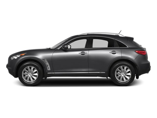 2013 INFINITI FX50 Prices and Values Utility 4D FX50 AWD V8 side view